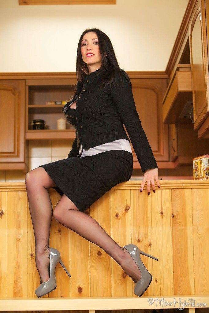 miss black nylons pics - photo #3