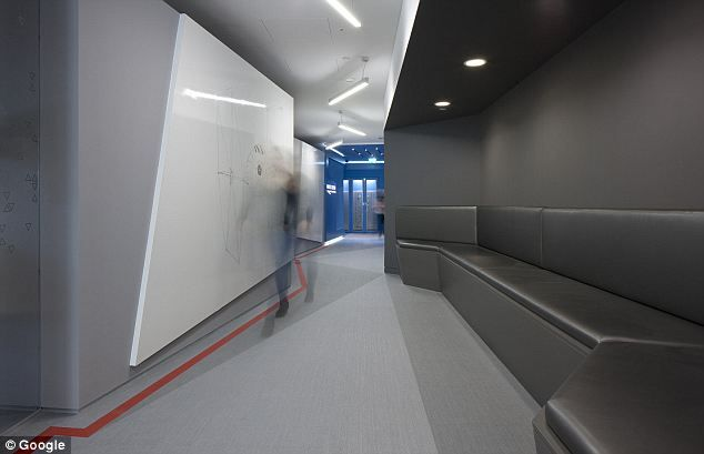 So Where Do They Actually Work Google Opens A New Floor In Its