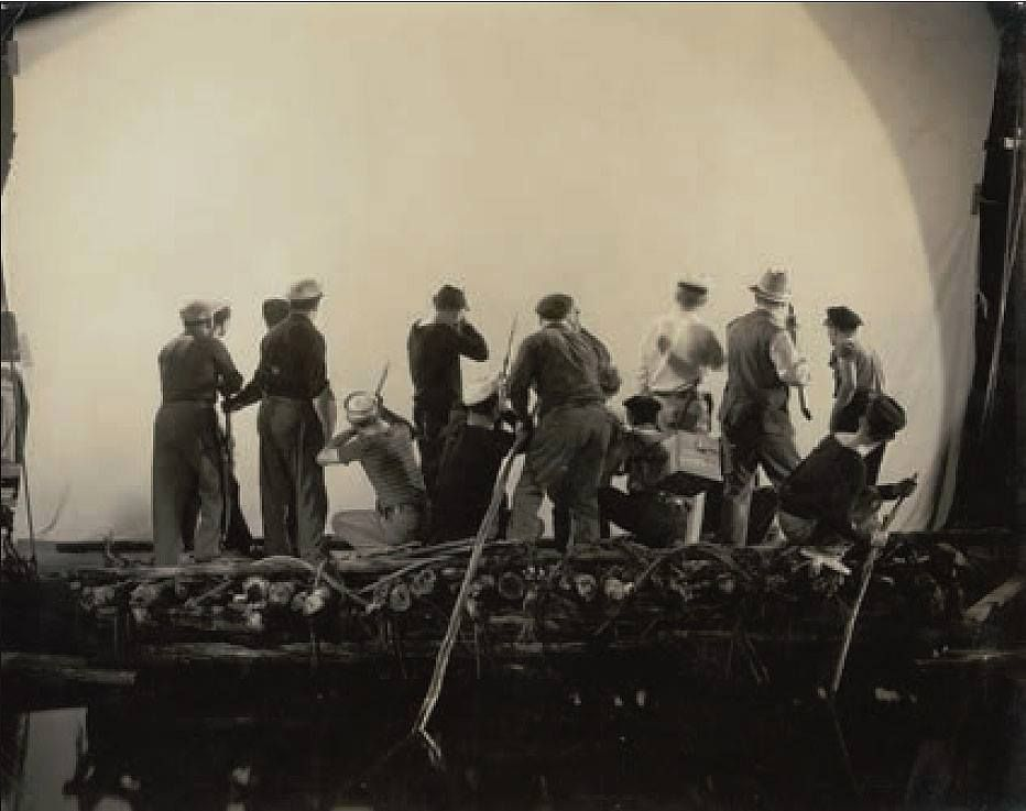 Image result for king kong 1933 boat crew