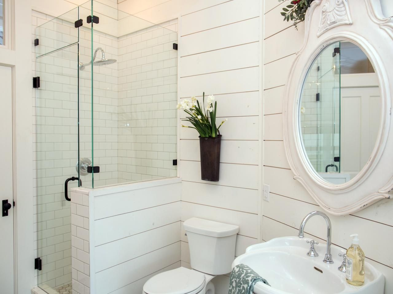 Bathroom Remodels On Fixer Upper fixer upper fan? farmhouse obsessed? read these 10 tips on how to