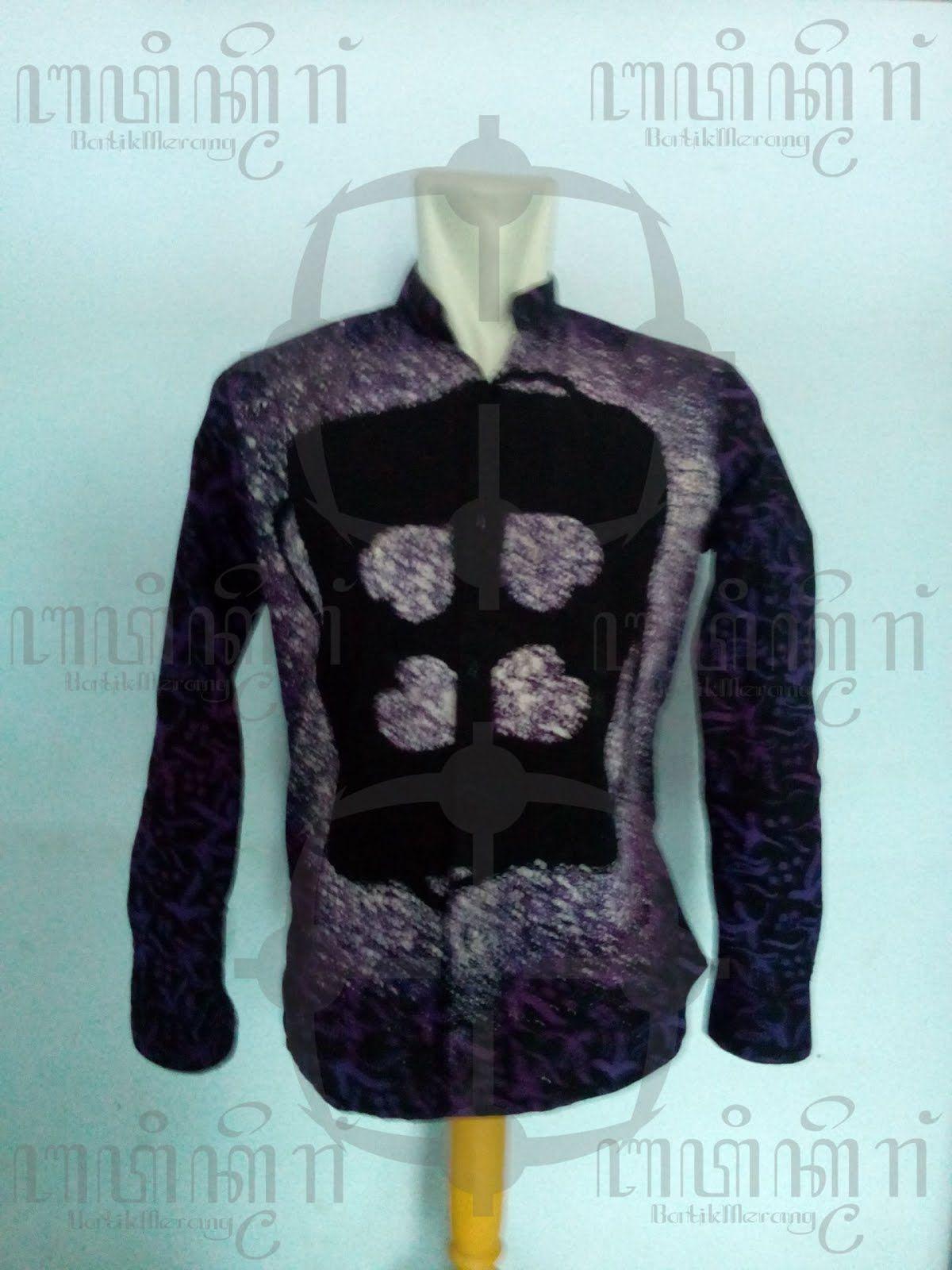 Produk Pria Batik Merang 1
