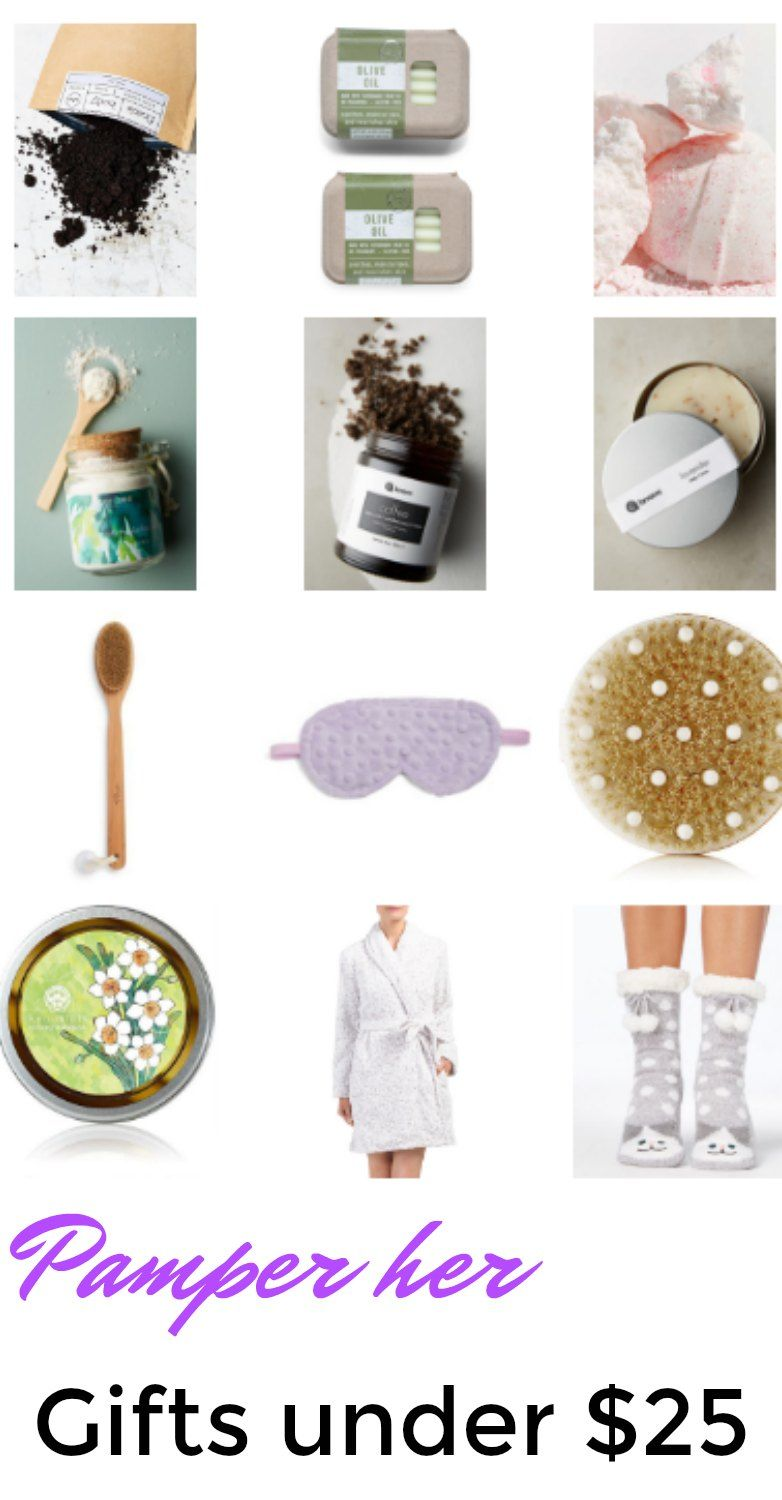 100+ Hot Gifts for Her Under $25 | Pampering gifts, Gifts ...
