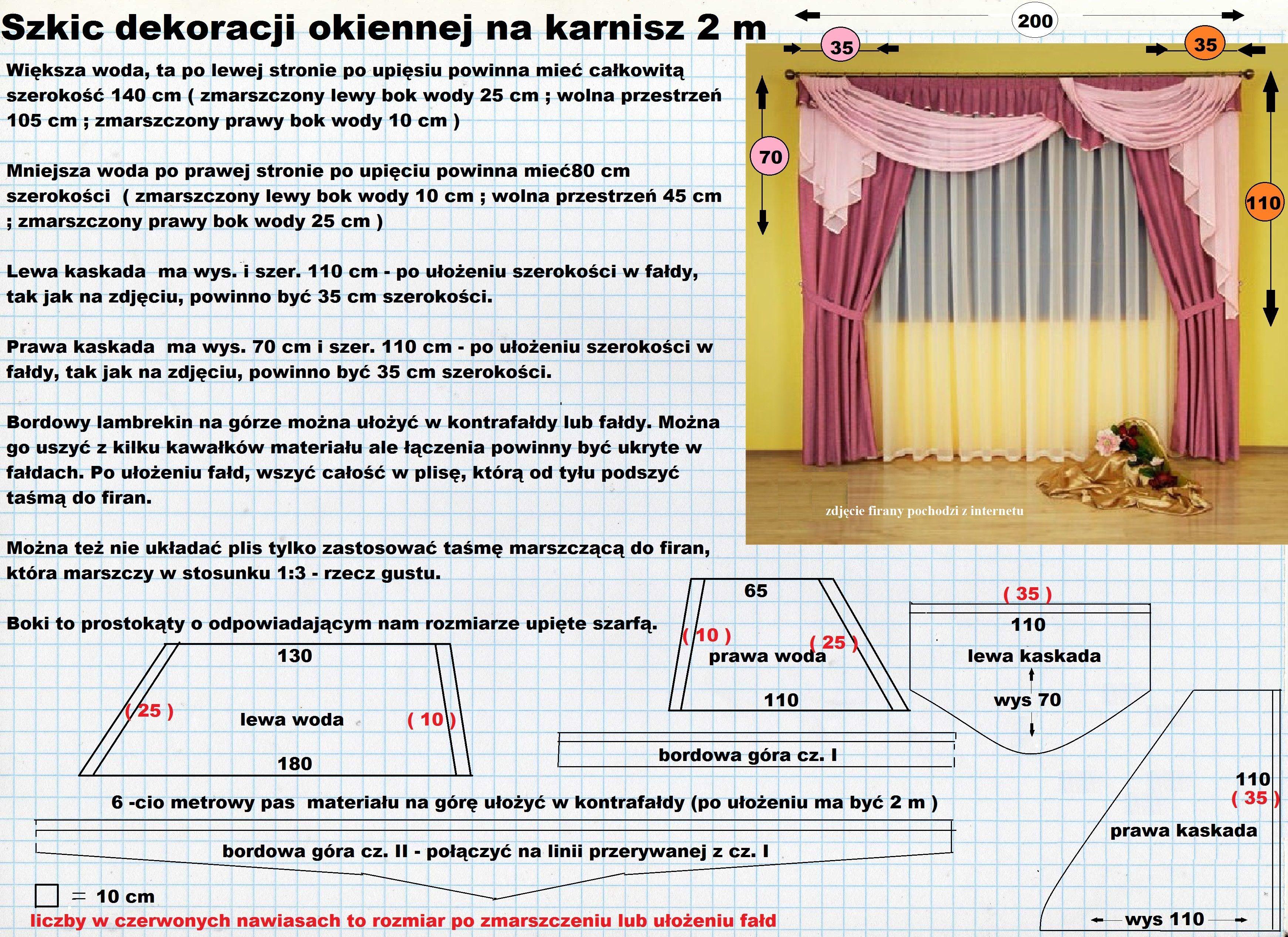 Cortinas con patrones   cortinas   Cortinas, Hacer cortinas y ...