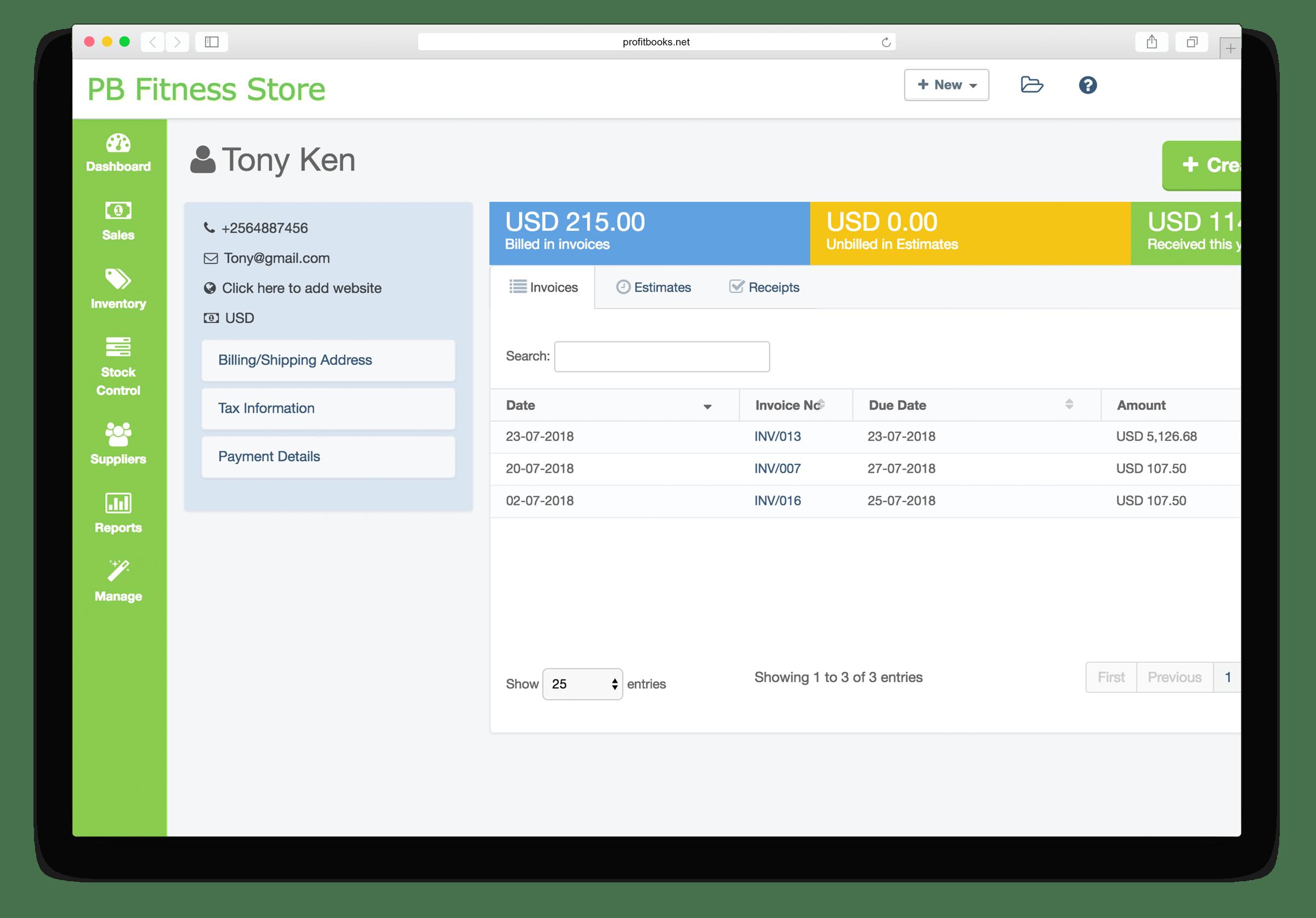 Inventory Management Software Inventory Management Software Online Accounting Software Warehouse Management