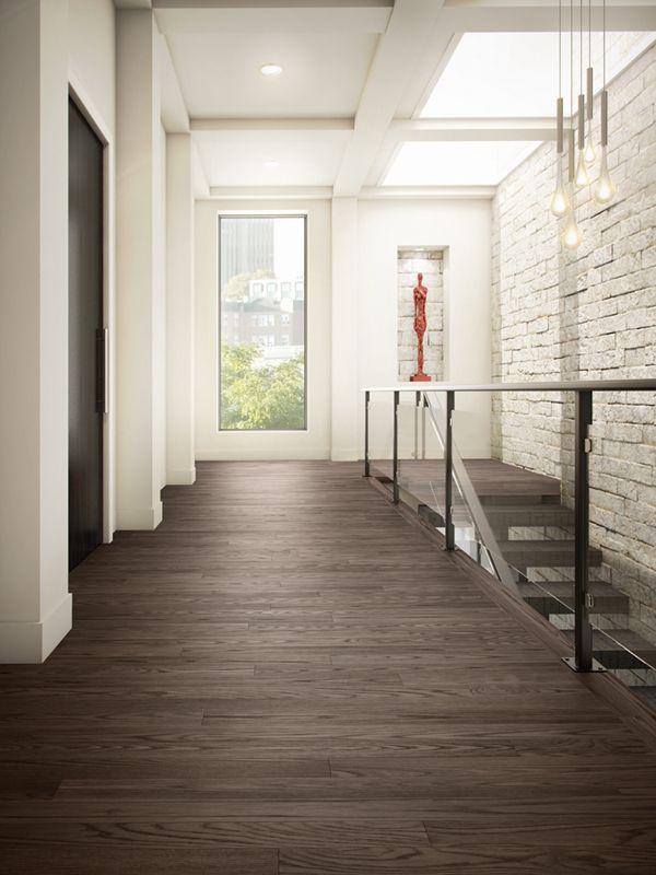 Preverco Hardwood Flooring Graphite Wire Brush