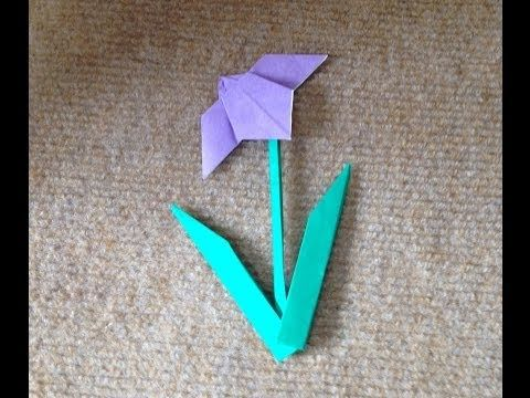 あやめ 折り紙 簡単 折り方 作り方 あやめ 折り紙 折り紙 簡単 ペーパーフラワークラフト