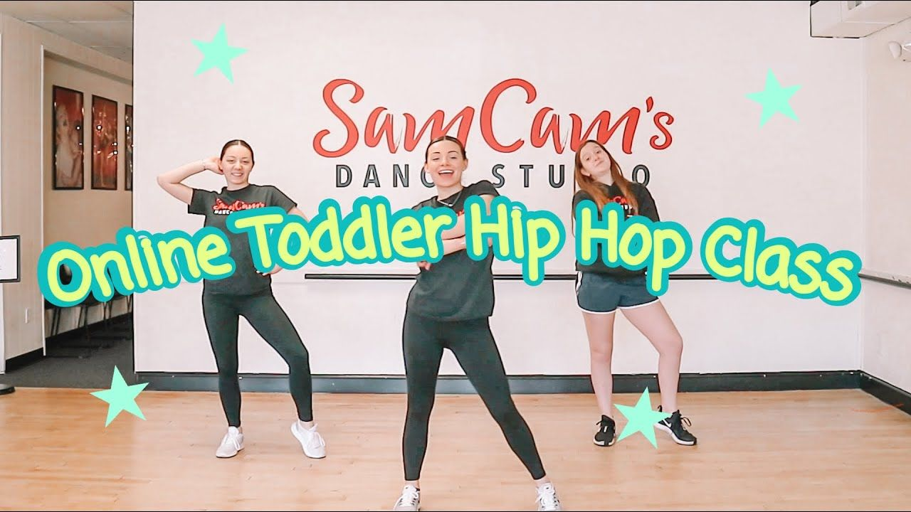 Free online toddler hip hop dance class youtube in 2020