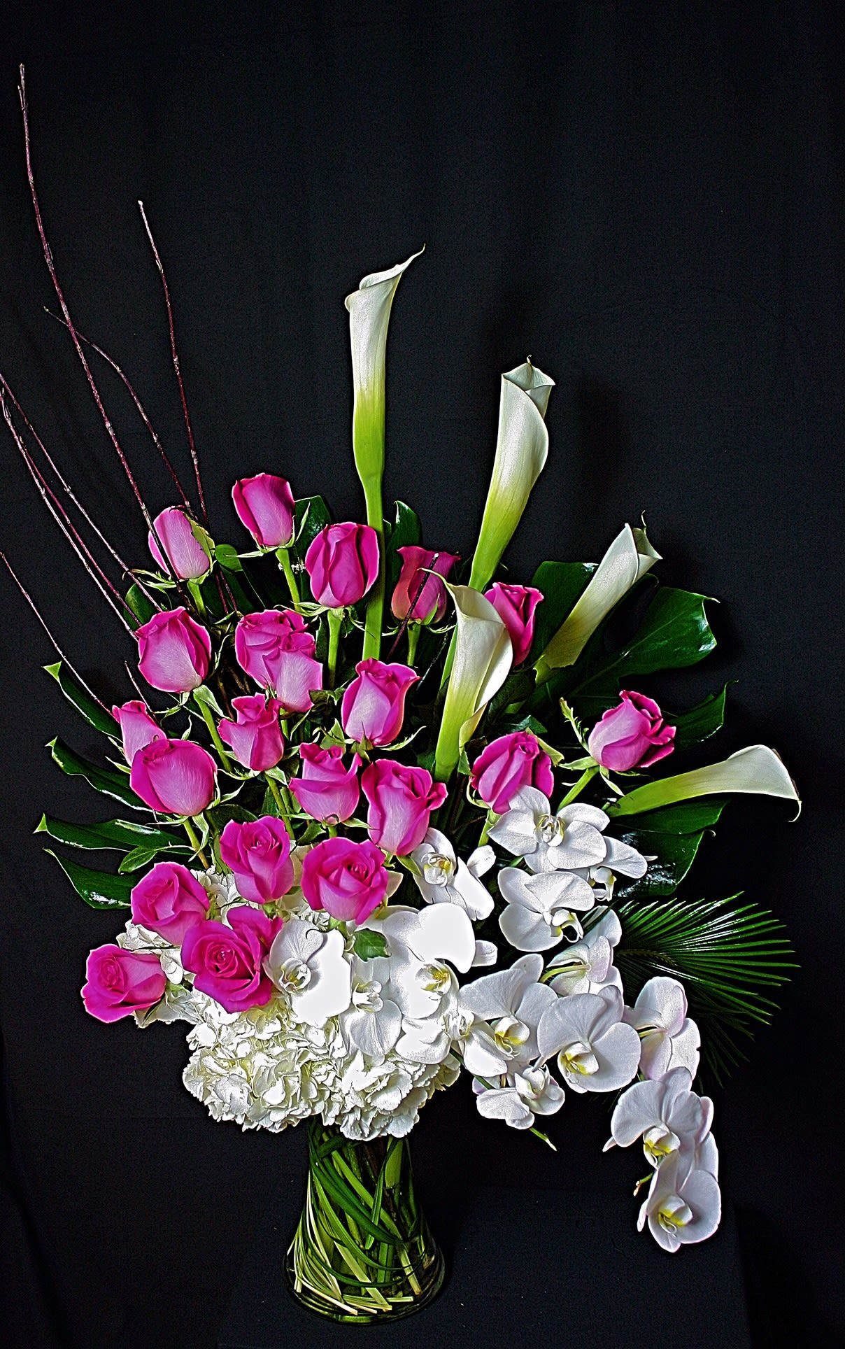 Grand Arrangement by Violet's Florist in 2020 (With images