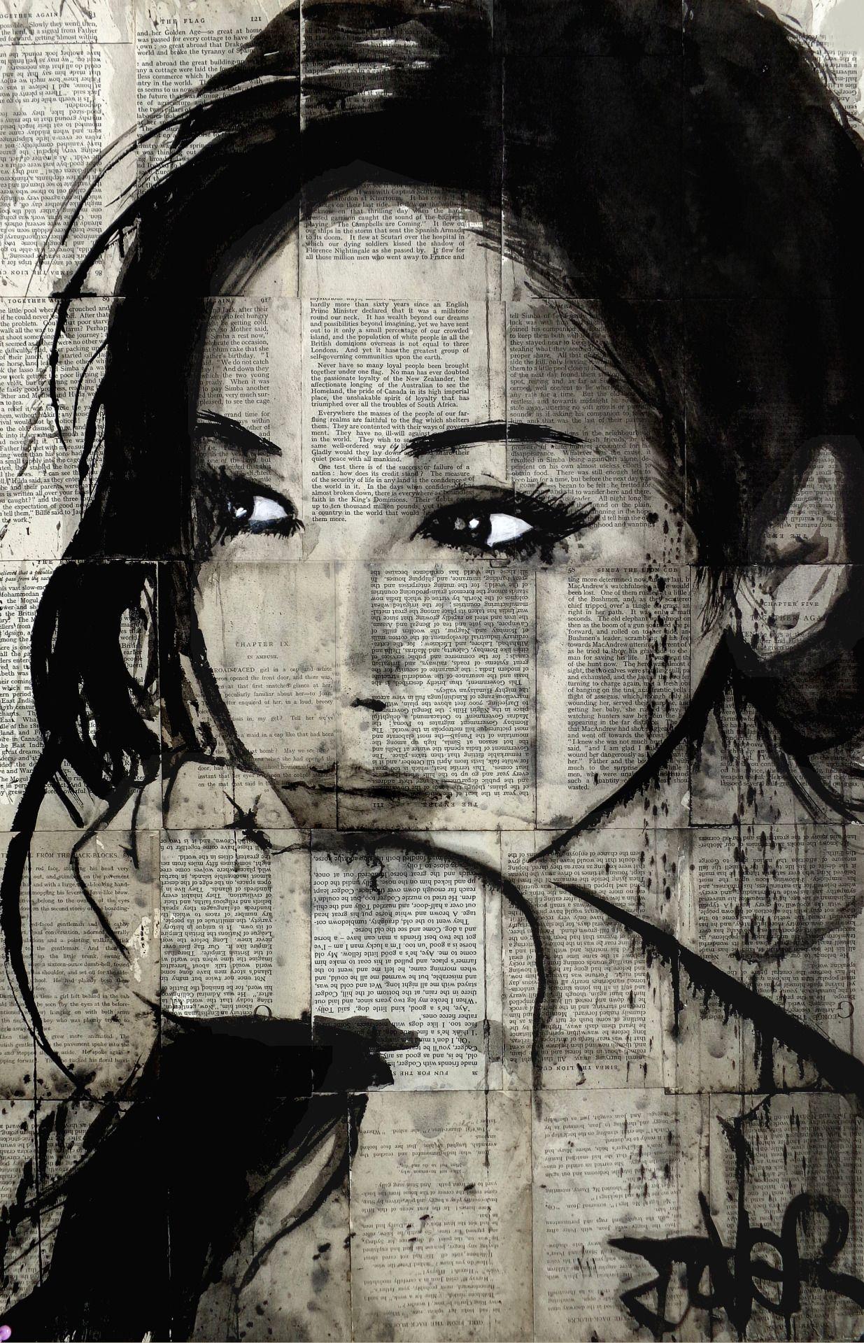 Saatchi art artist loui jover drawing art art silhouettes