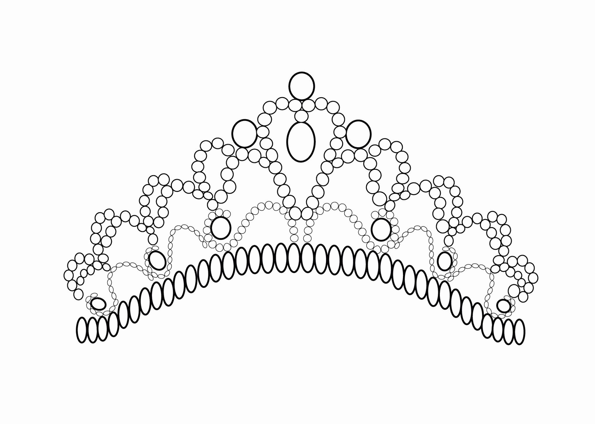 American Gothic Coloring Page Luxury Fort Tiara Coloring Pages Udachkibroub In 2020 Coloring Pages For Girls Printable Coloring Pages Princess Coloring Pages