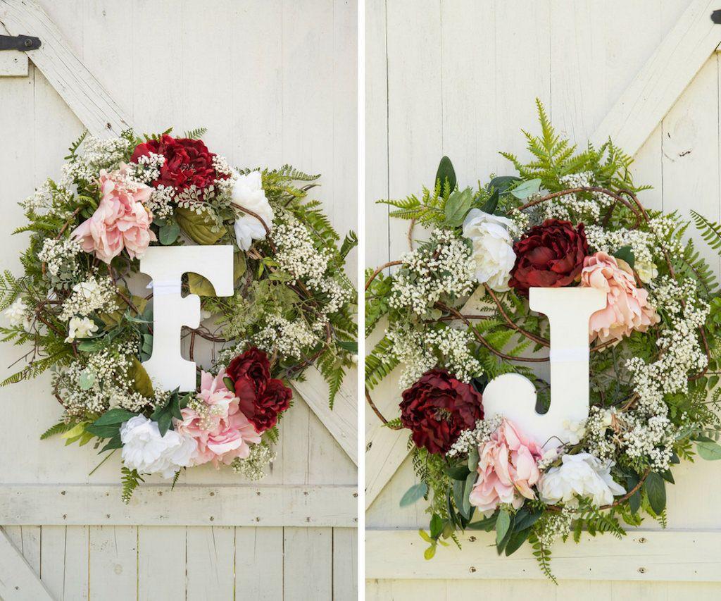 Wedding decorations red  Elegant Rustic Chic Plant City Barn Wedding  MMTB Wedding