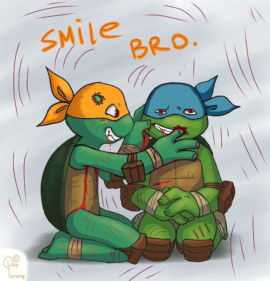 Smile bro. By: Cold Darkness