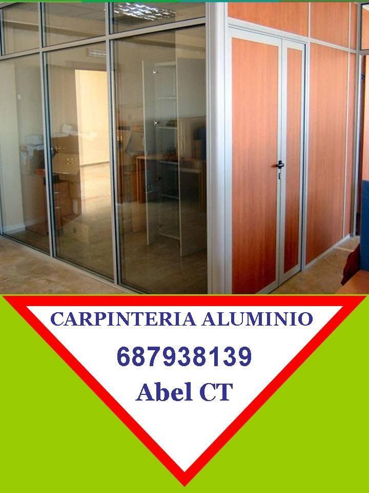 for Carpinteria aluminio