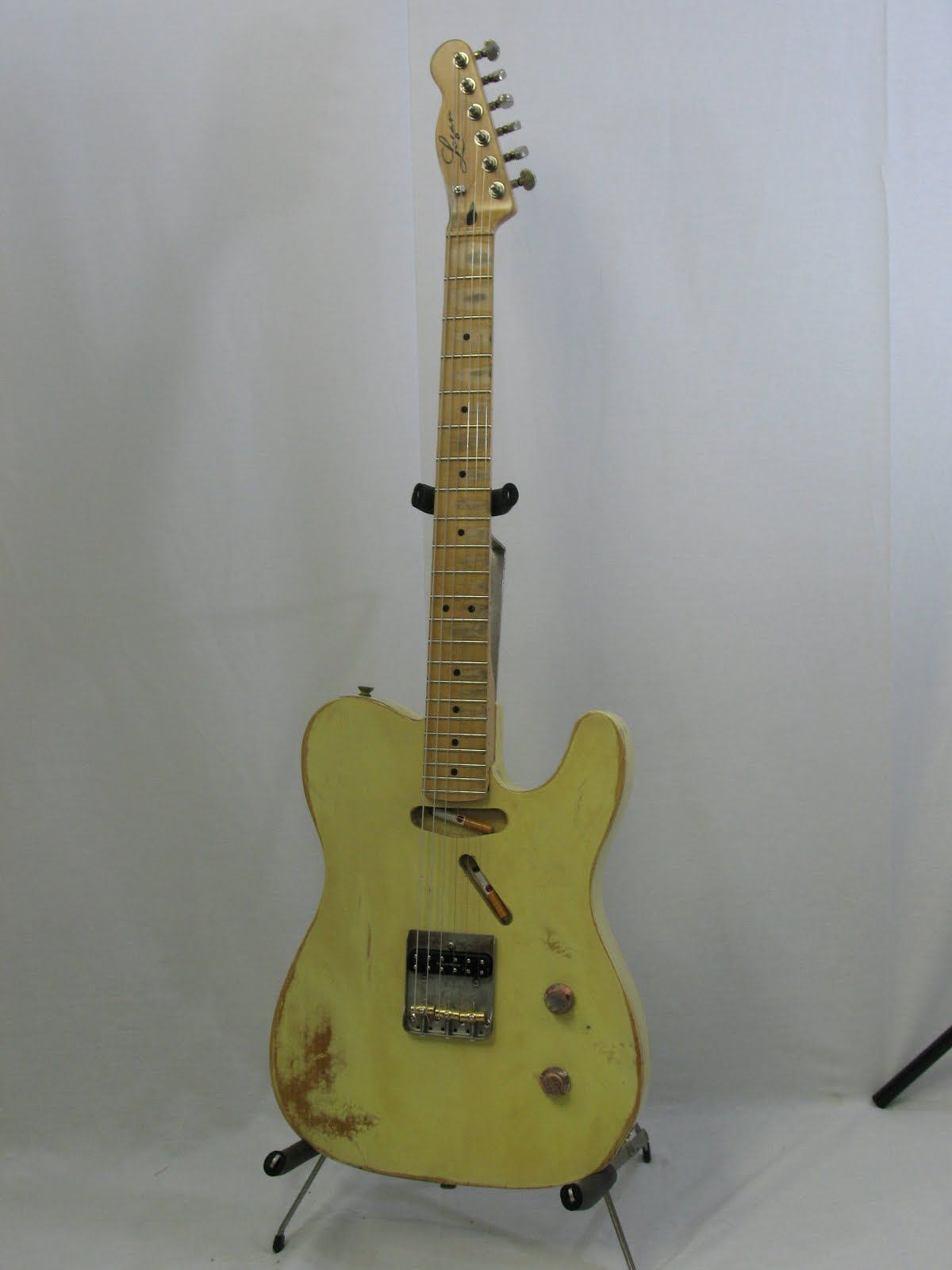 billy gibbons telecaster guitars - Google Search