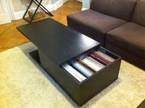 Coffee Table With Sliding Top Storage.West Elm Sliding Top Storage Coffee Table 100 Nyc Furnishlyst