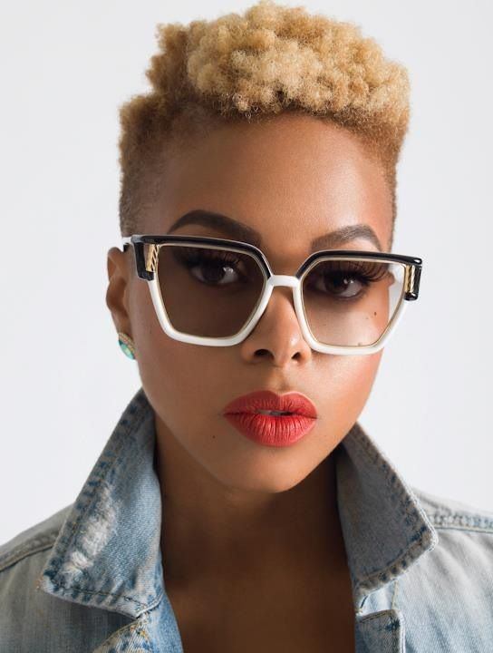 Chrisette Michele. Very Nice!