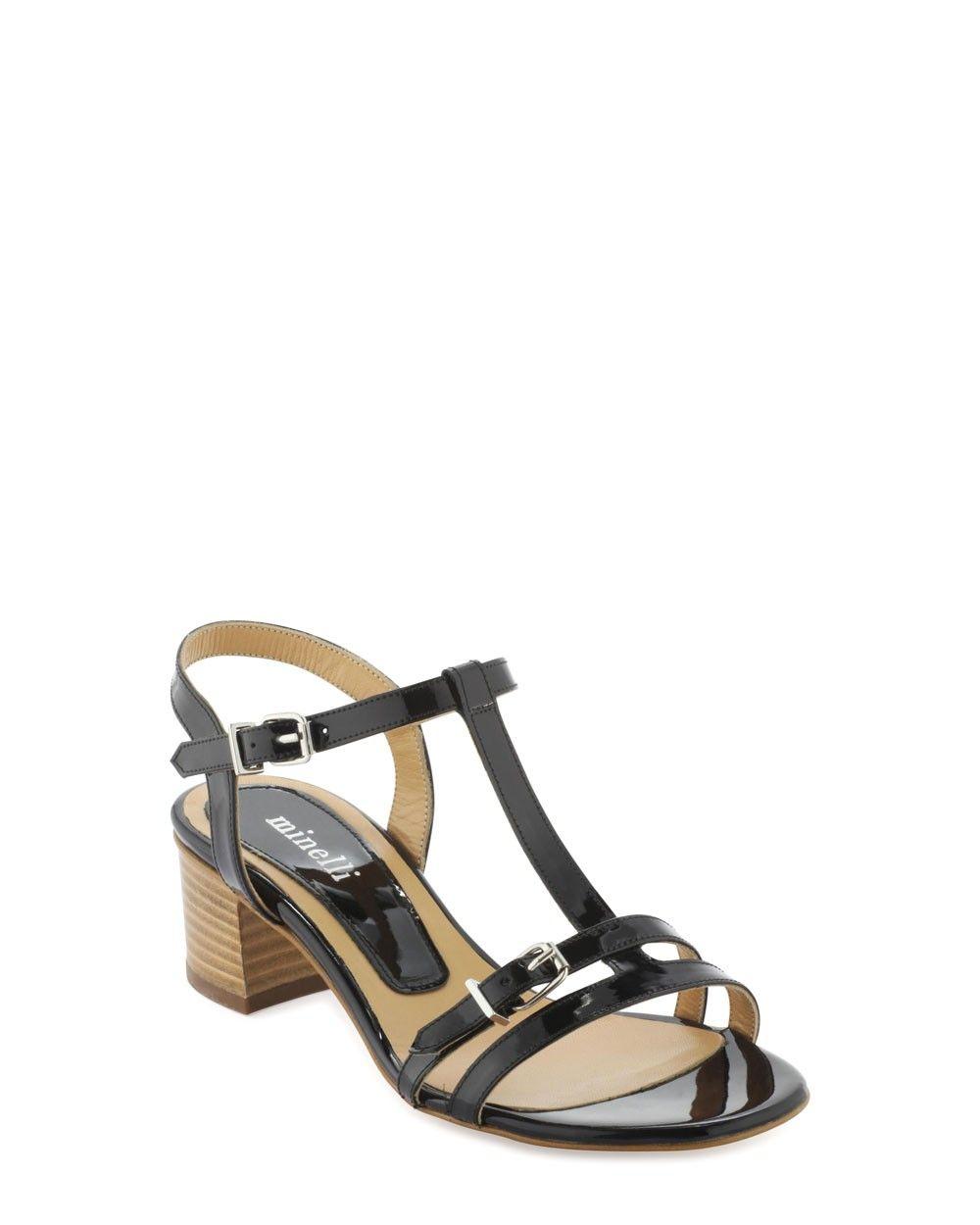 55f58132a9 Femme - La Collection chaussures - Sandale - Sandale - Philomène - Noir