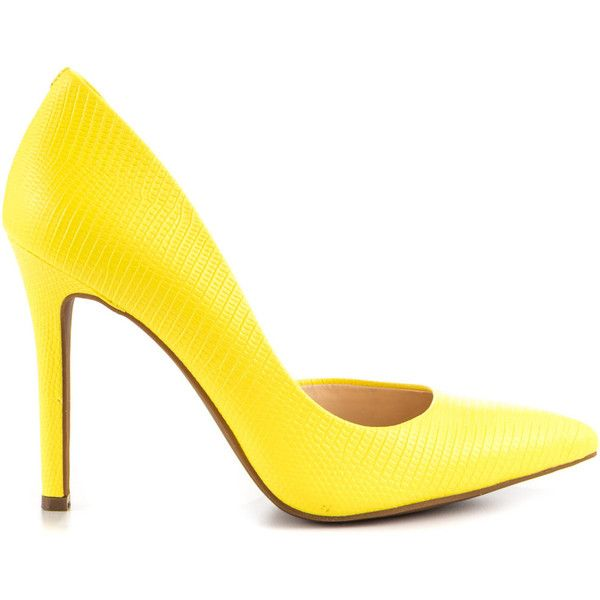 Jessica Simpson Women's Claudette - Sour Lemon Bt Lizard Pt ($76 ...