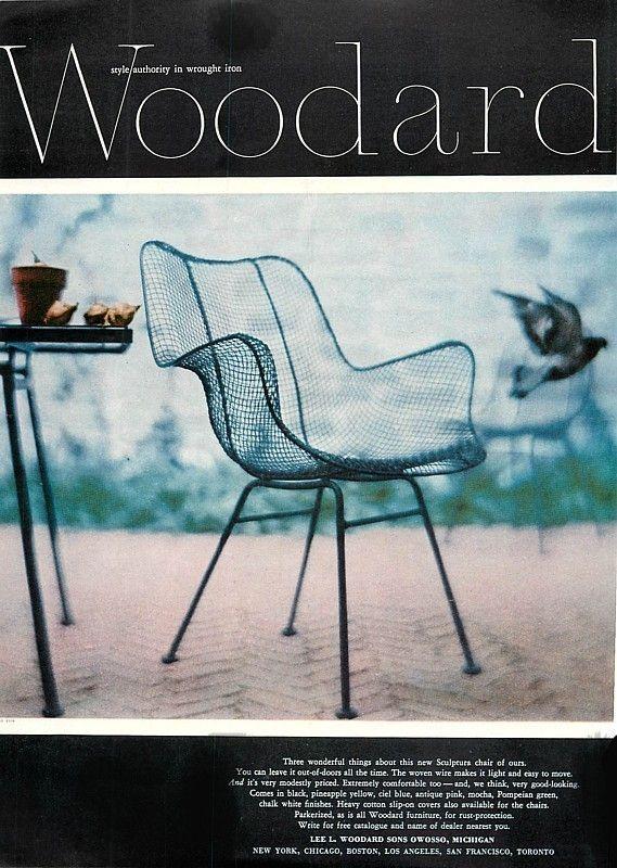 Russell Woodard Sculptura Lounge Chair   Modern Love: Mid Century Modern  Furniture, Lighting