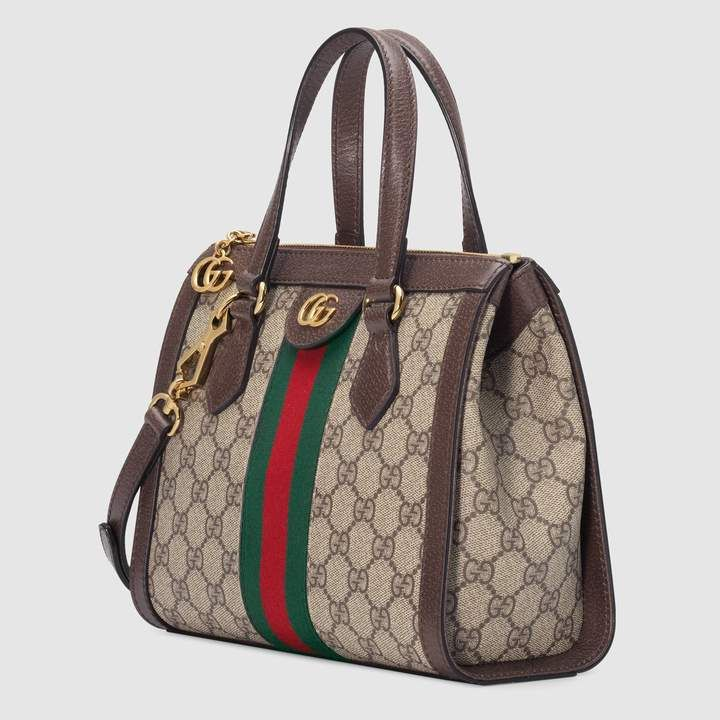 25ab28243f9 Gucci Ophidia small GG tote bag in 2019