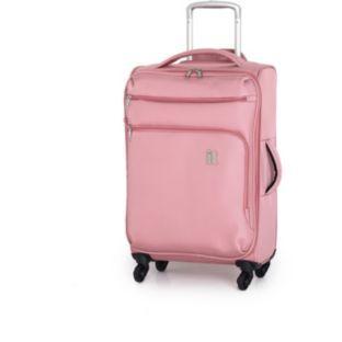 Buy IT Luggage Megalite Medium 4 Wheel Suitcase - Pink at Argos.co ...