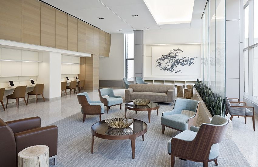 Design Awards Shaw Contract Healthcare Interior Design
