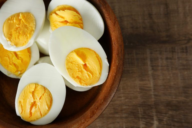 Boiled Egg Diet - Just Healthness