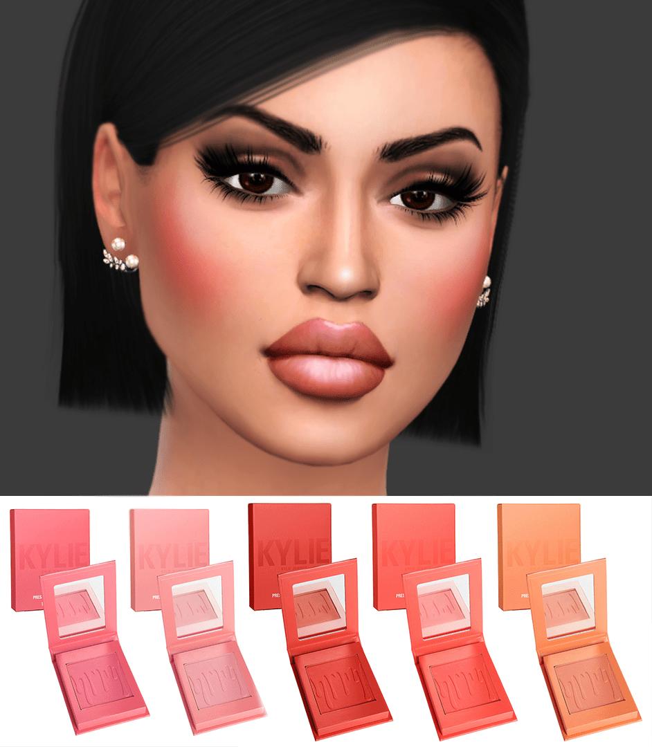 Makeup Sims 4, Makeup cc