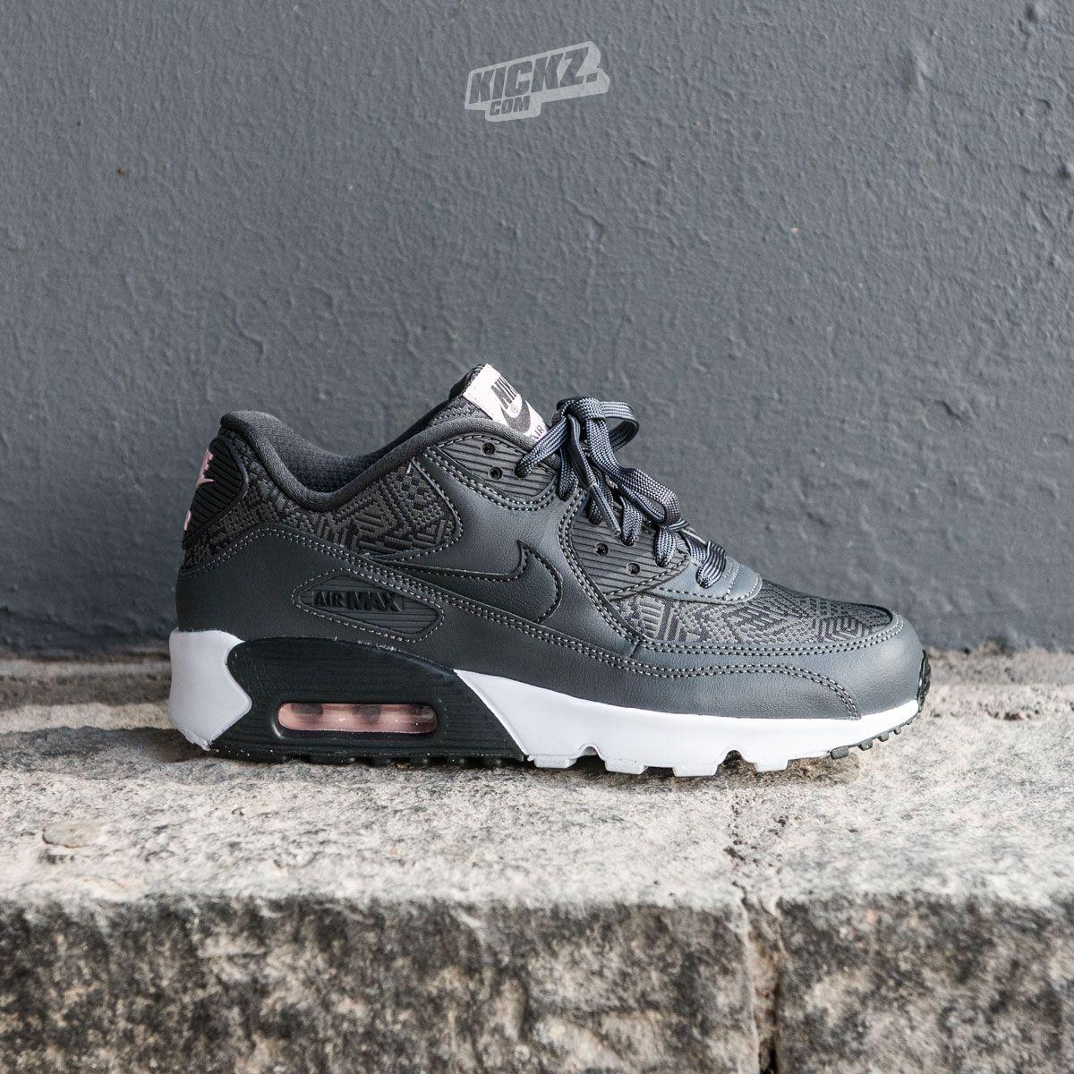 los angeles 9e455 223ad Nike Air Max 90 SE Mesh for ladies. (dark greyanthracite)  kickz.com