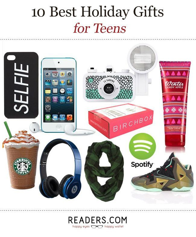 2013 holiday gifts for teens