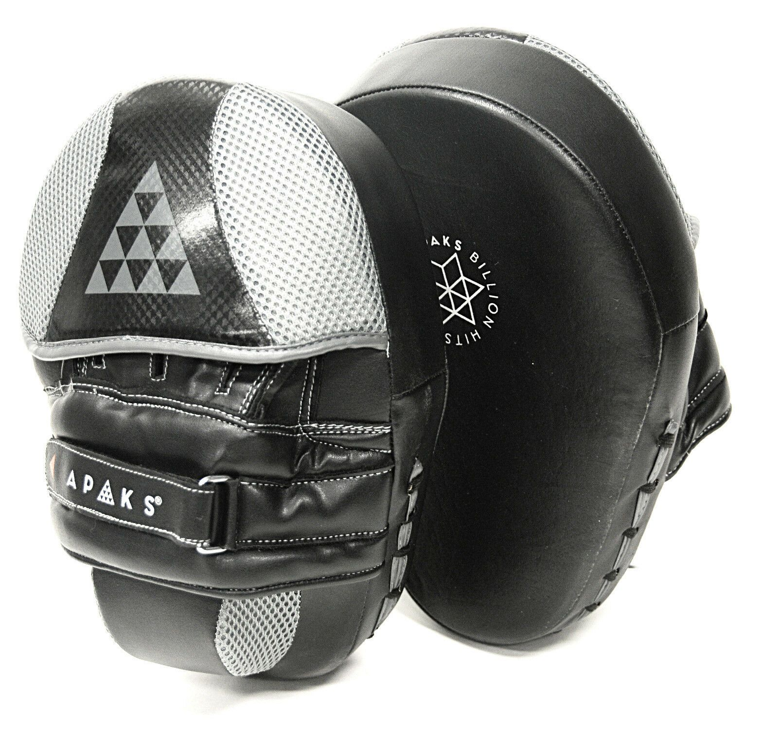 Apaks The Fighting Leather Boxing Training Gloves
