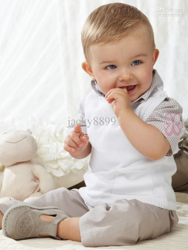Wholesale Children S Outfits Sets Buy New Baby Boy S Summer Suit