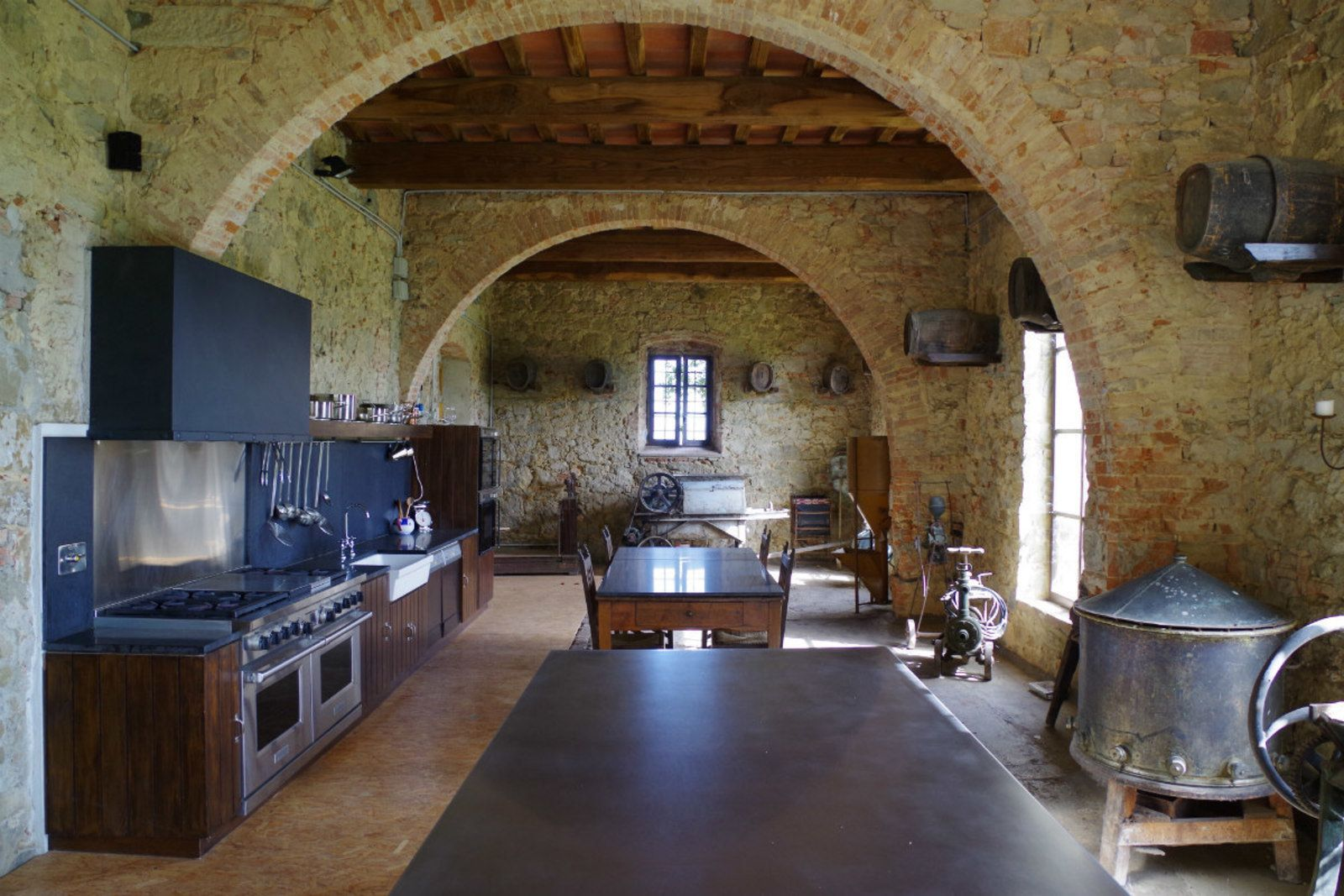 Historic Homes: Sting and Trudie Styler's Beautiful Tuscan Villa in Italy