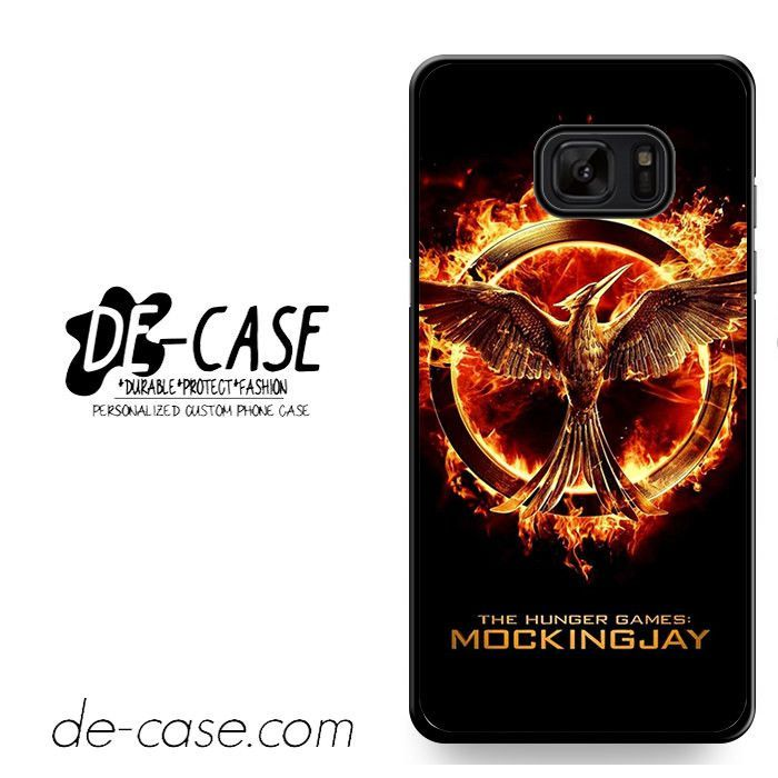 Hunger Games Mockingjay DEAL-5412 Samsung Phonecase Cover For Samsung Galaxy Note 7
