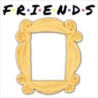 Friends Peephole Frame DIY
