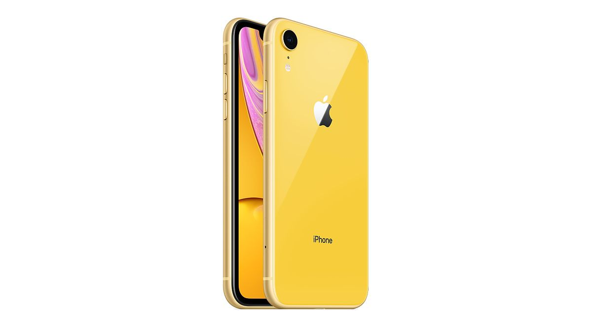 Buy iphone xr in six beautiful finishes with advanced