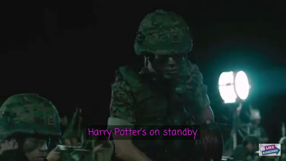 One of the best parts in Descendants of the Sun   Ach ich Liebe Harry Potter und DotS ❤