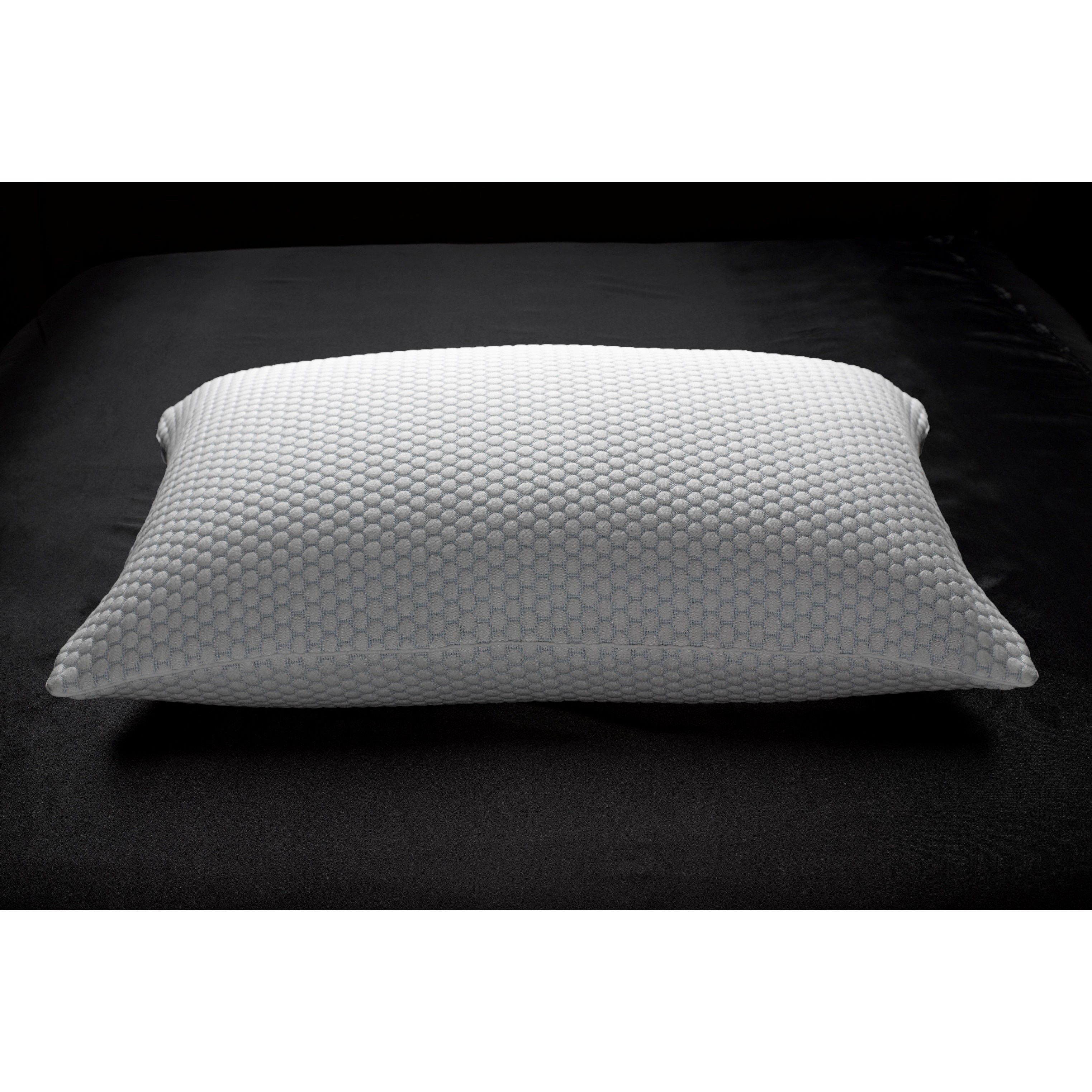 the cool pillows standard comfortable pillow casper supportive bed best by cooling