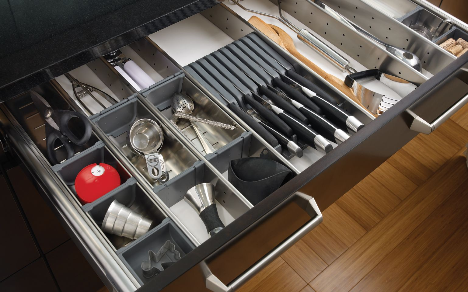 Kitchen Drawer Organizers Target