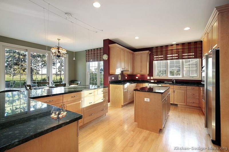 images about light wood kitchens on   kitchen,Kitchen Paint Ideas With Light Wood Cabinets,Kitchen decor