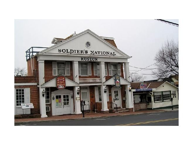 Soldier S National Museum Former Orphange Pennsylvania Haunted Places Places In America Best Ghost Stories