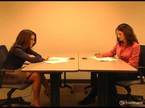 an example of the best way to respond and answer behavioral interviewing questions two separate candidates giving impression of good responses and bad - Mock Interview Questions Job Interview Videos Practicing