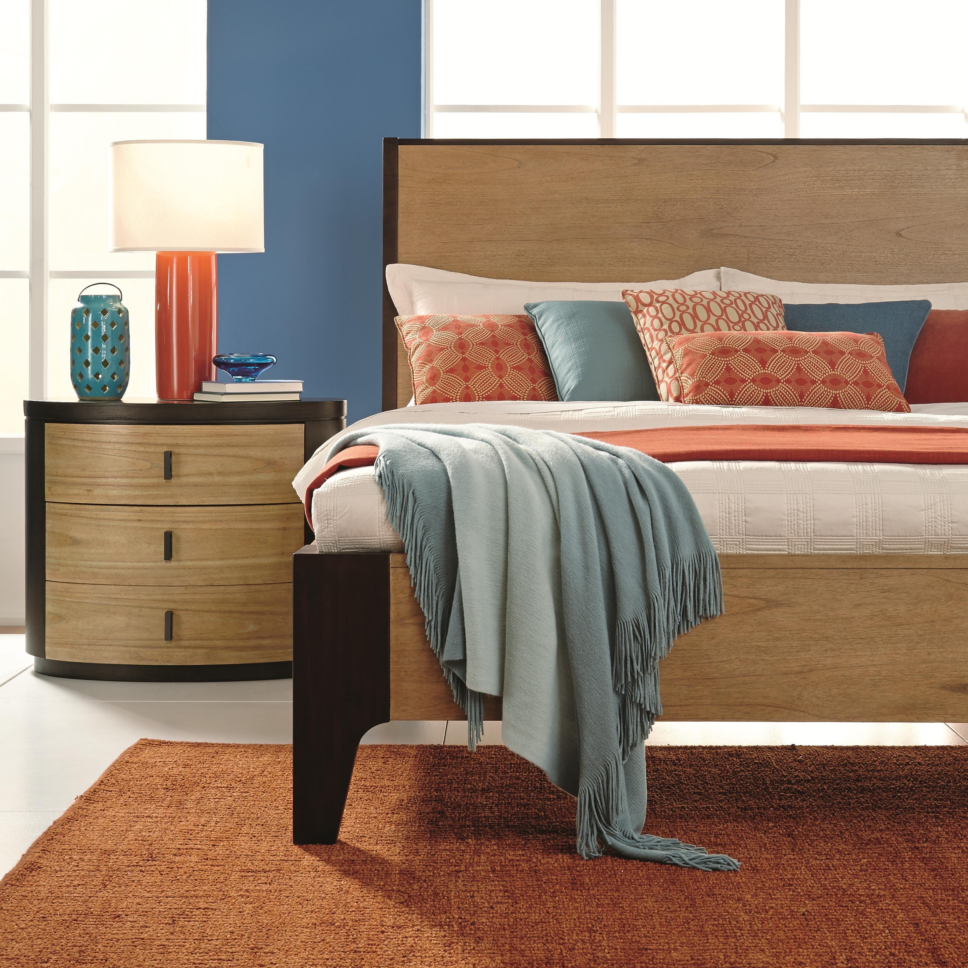 HGTV Home Furniture Collection Voyage Queen Size Panel Bed | Baeru0027s  Furniture | Headboard U0026 Footboard