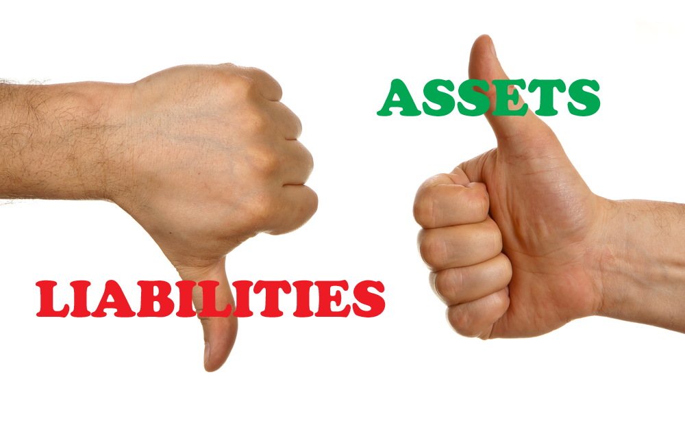 Assets And Liabilities My Rich Kids Thumbs Up Thumbs Down Rich Kids Thumbs Down