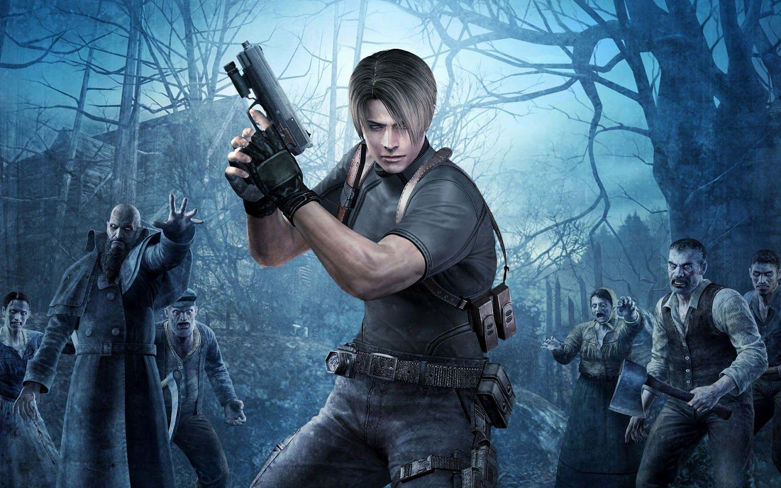 Resident Evil Resident Evil 0 And Resident Evil 4 Creep Onto The Switch Https Www Ihorror Com Reside Resident Evil Movie Resident Evil Game Resident Evil
