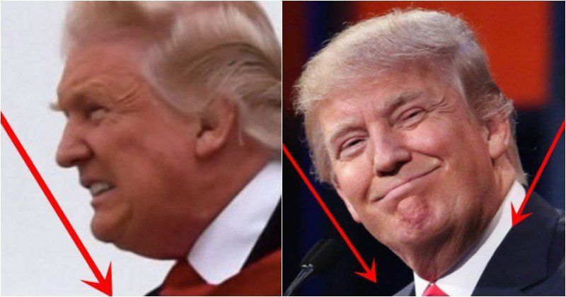 Liberals Lose It After Catching Secret Thing Donald Trump Did With His Tie