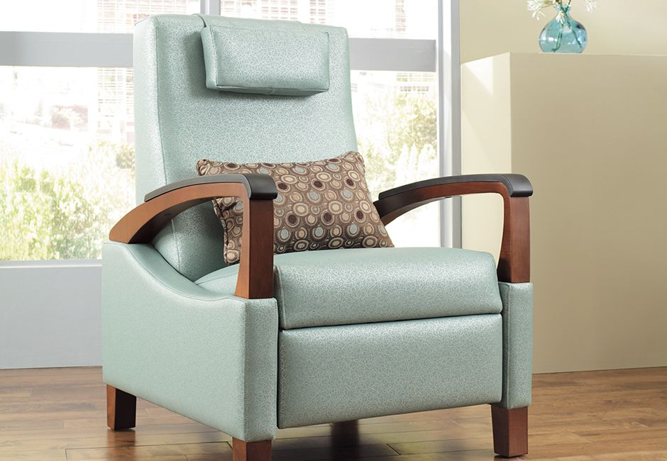 EKO Contract Kardia Lounge Chair Furniture, Hospital