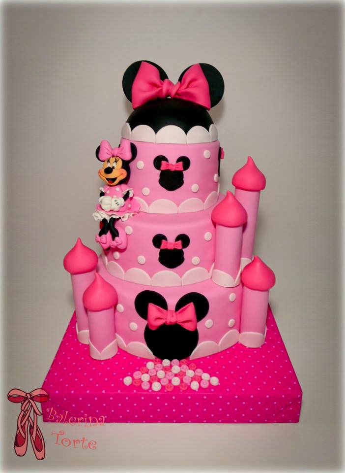 minnie mouse cake mini maus torta by balerina torte jagodina minnie maus minnie maus torte. Black Bedroom Furniture Sets. Home Design Ideas