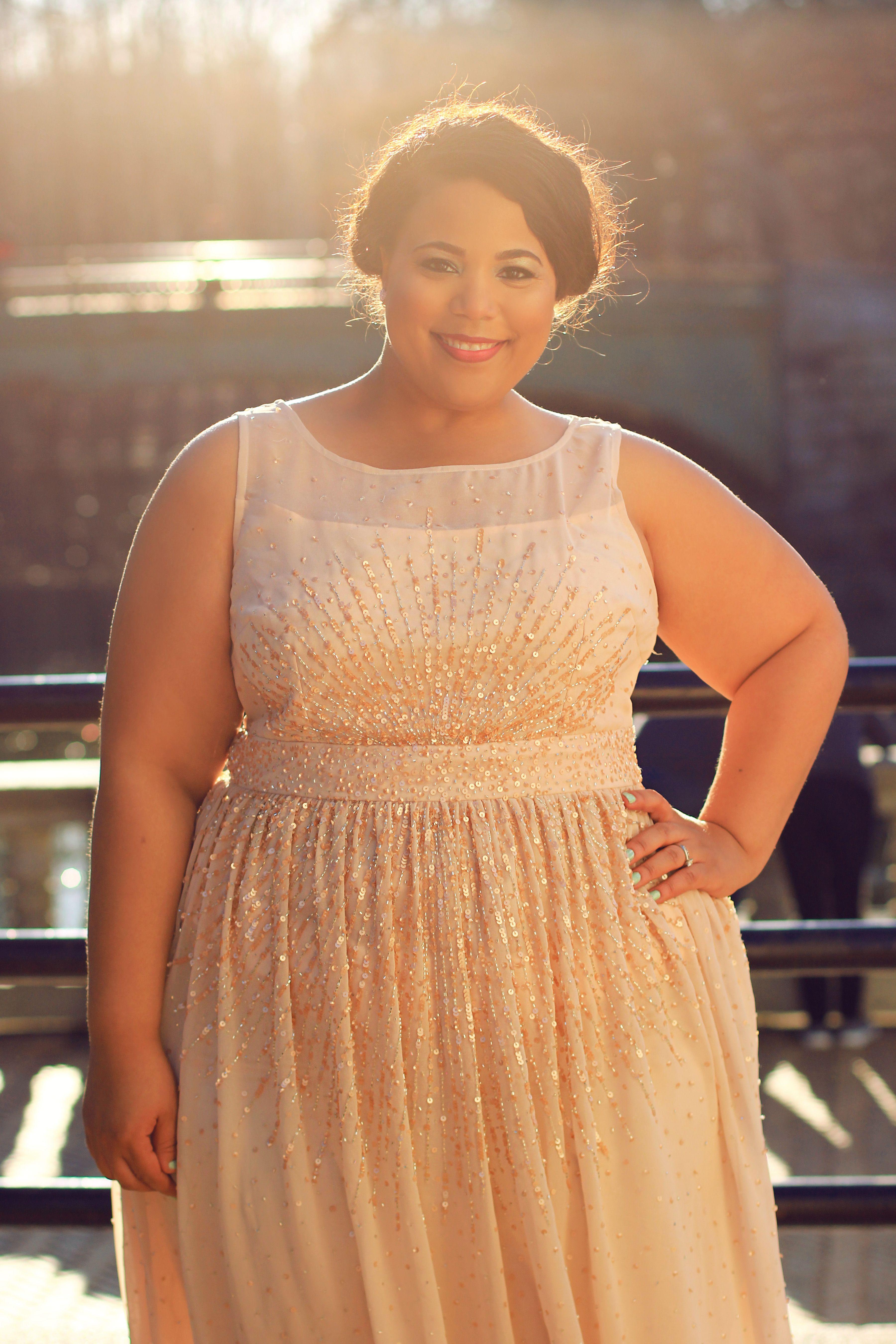 Plus size prom dresses tumblr