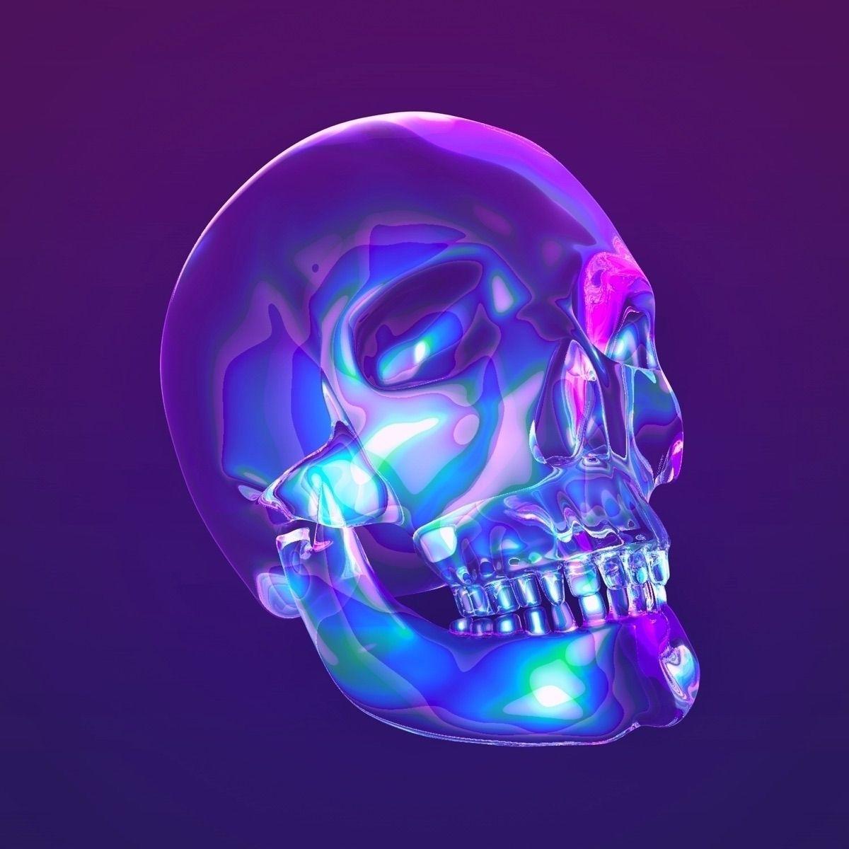 Template Skull Cinema 4d Tutorial Moblost
